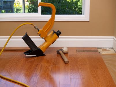 Installation Perfect Hardwood Flooring